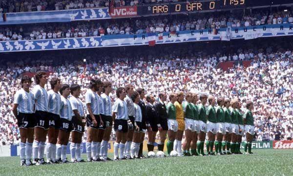 Marcas de México en Copas del Mundo