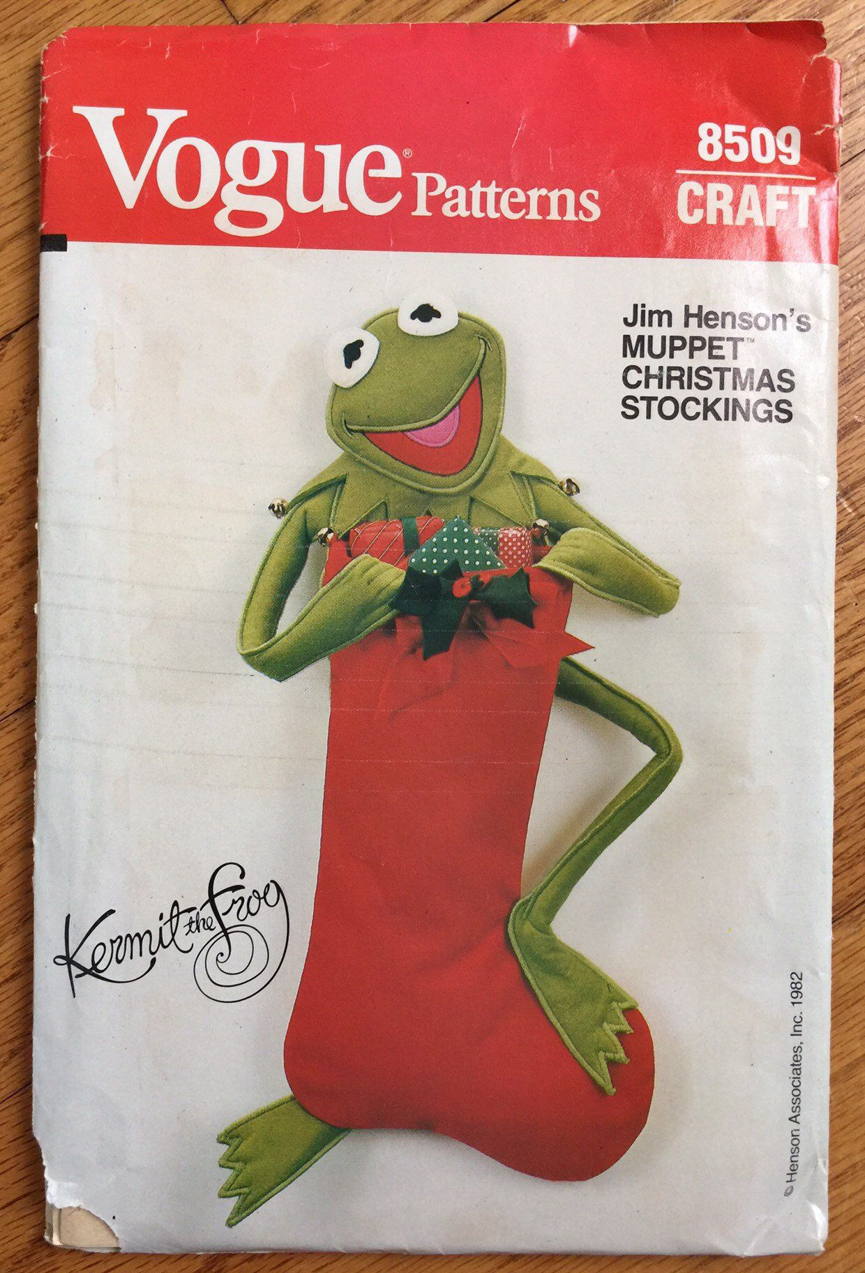 kermit the frog sewing patterns