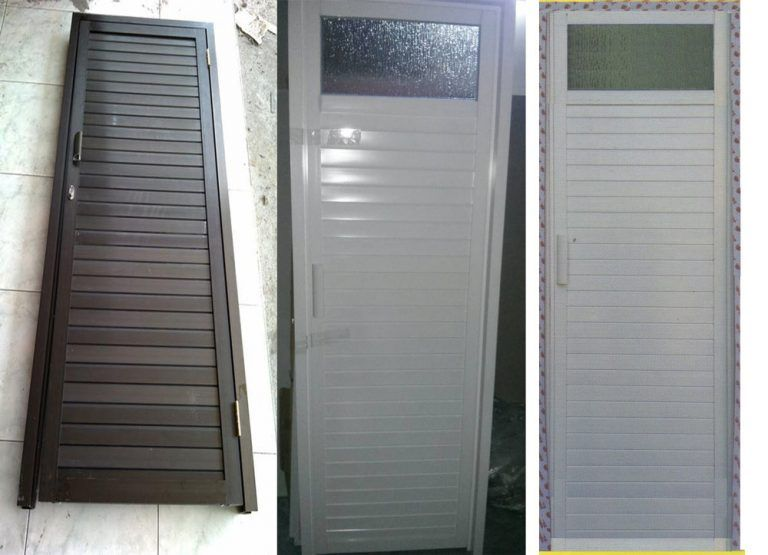 Harga Pintu Kamar Mandi Aluminium Terbaru Renovasi Kamar Mandi Pintu Kamar Mandi