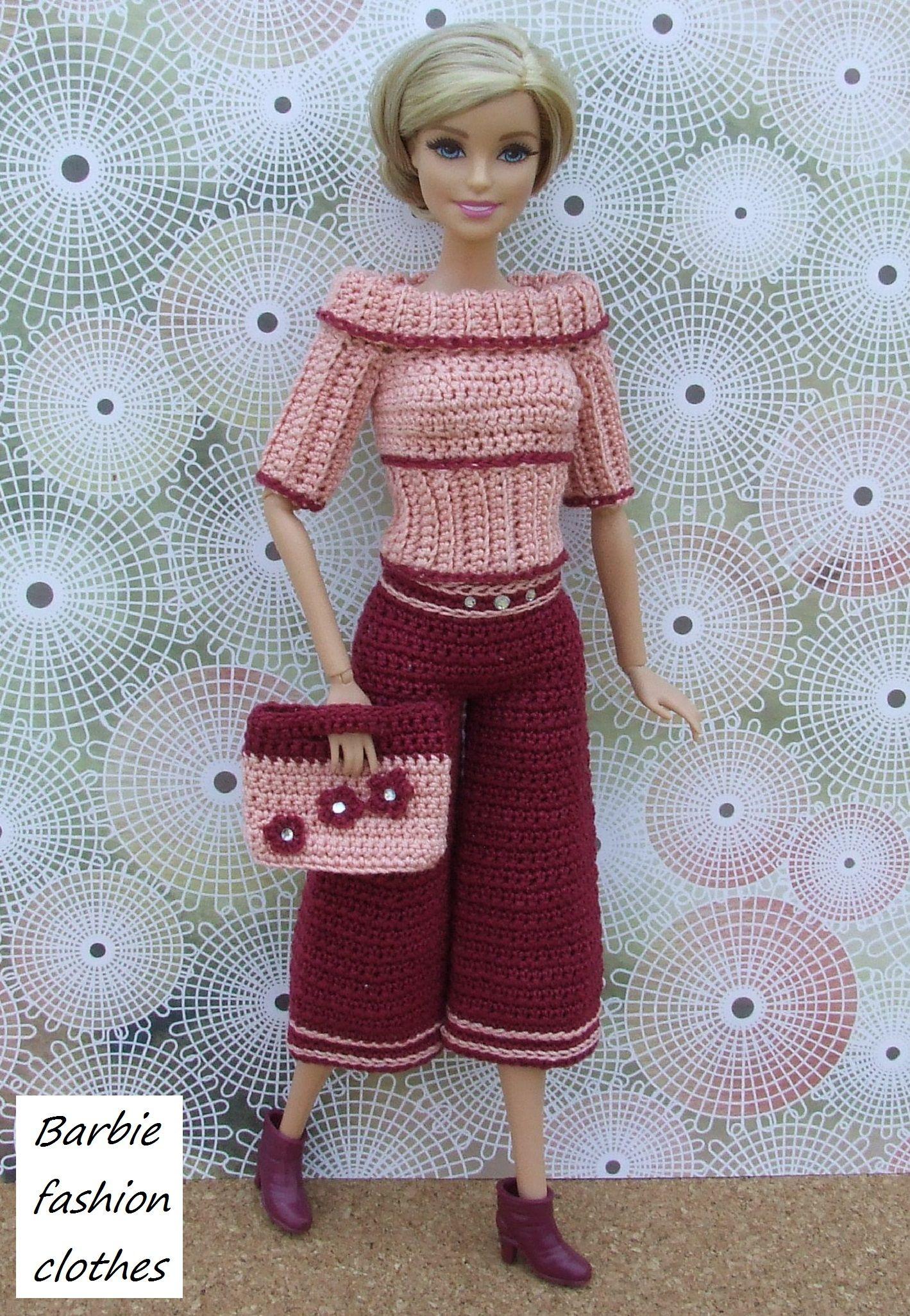Pin von Anel Lombard auf Barbie fashion clothes | Pinterest ...