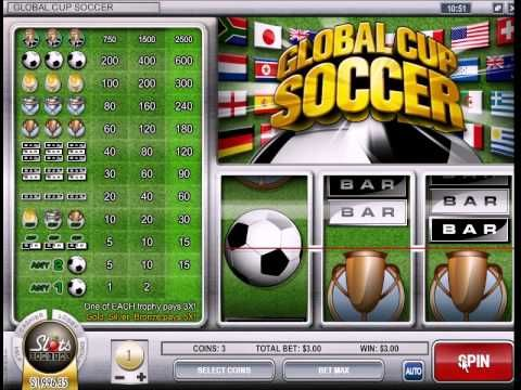 Global Cup Soccer Mobile And Online Slot For Free Play Sportsbook Soccer Games