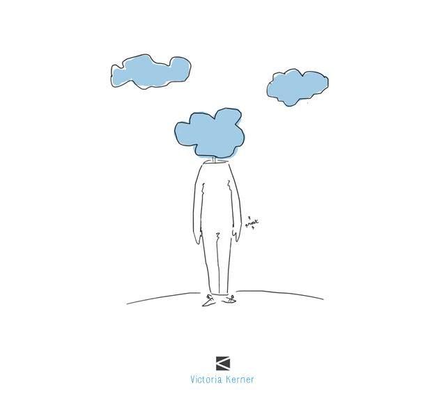 """""""La tête dans les nuages"""" - Victoria Kerner"""