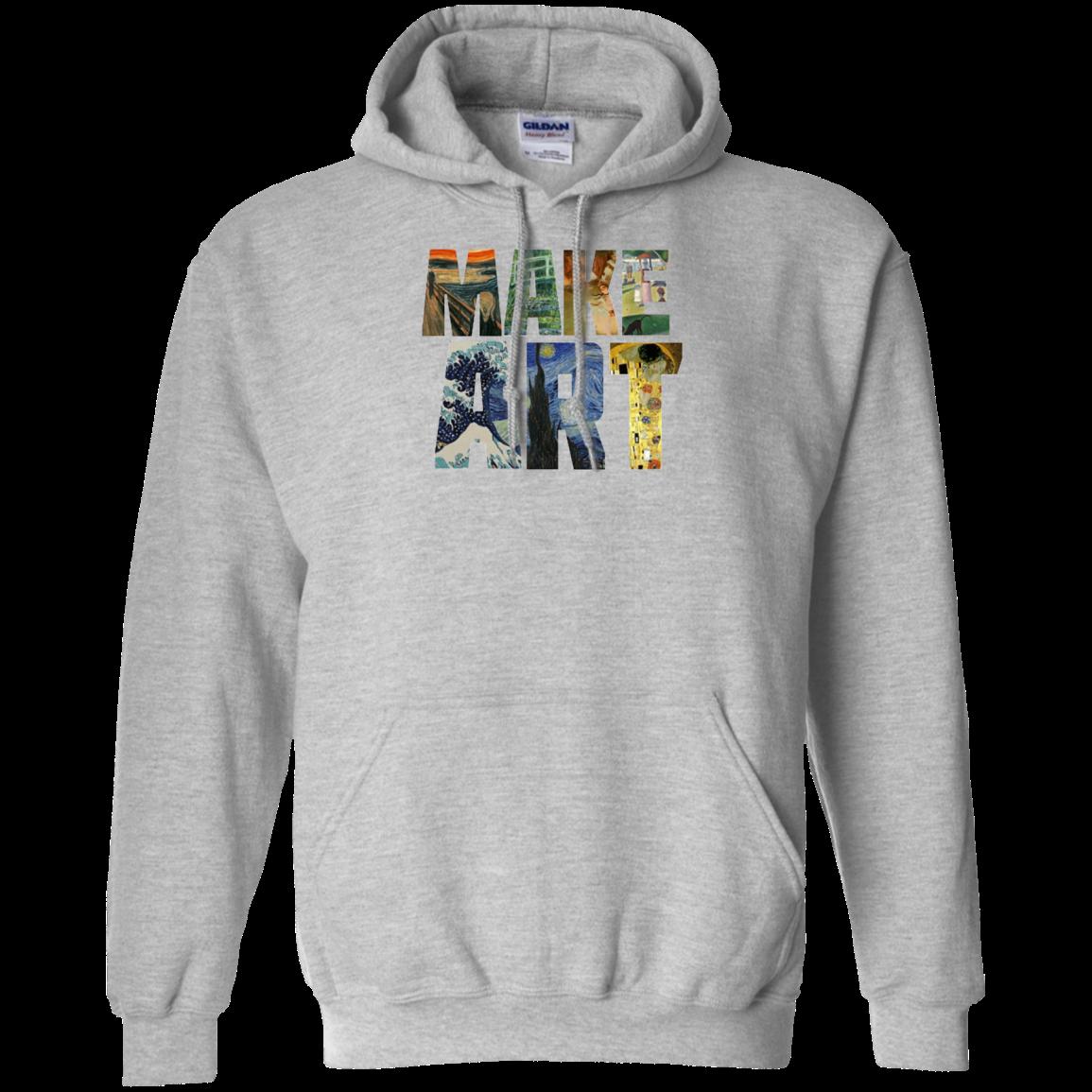 Make Art Best Selling TShirt Sweater hoodie, Hoodie