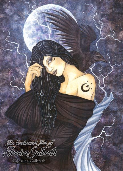Black Magick by Jessica Galbreth