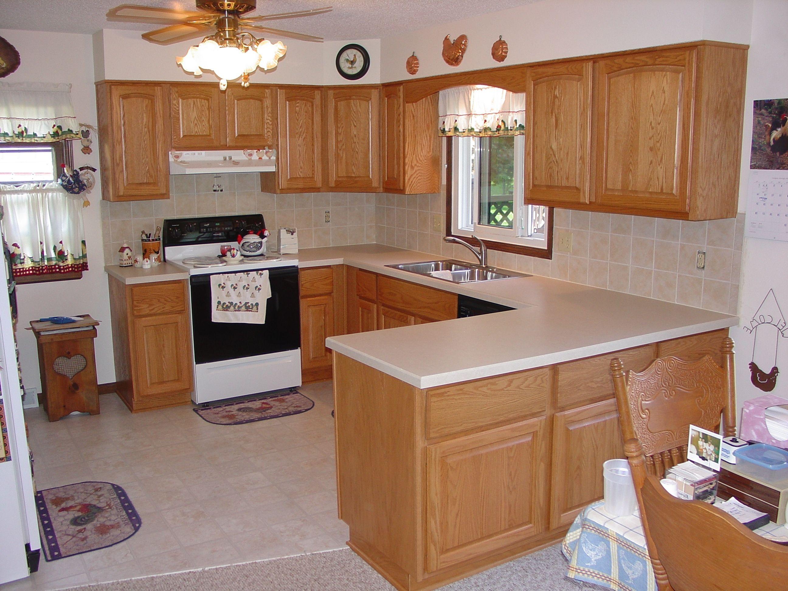 Küchenschränke für kleine küchen  rare ecke top küche kabinett ideen bilder  so weit wie ihre