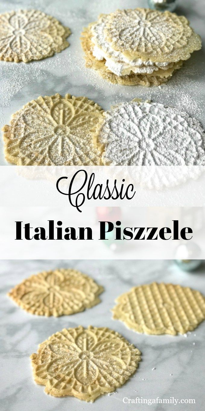 Italian Pizzelle Cookie | Recipe | Pinterest | Pizzelle cookies ...