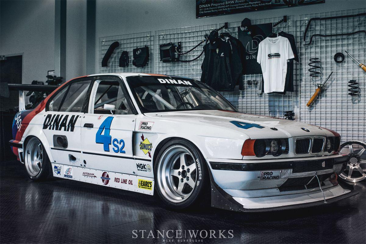 Dinan 540i 4s2 E34 M60 Turbo With Images Bmw E34