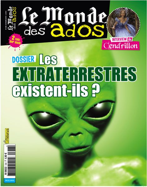 le monde des ados n 338 25 mars 2015 les extraterrestres existent ils presse ados. Black Bedroom Furniture Sets. Home Design Ideas