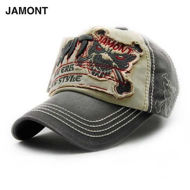Outdoor Simple Letter Cotton Leisure Sports Riding Fashing Hat