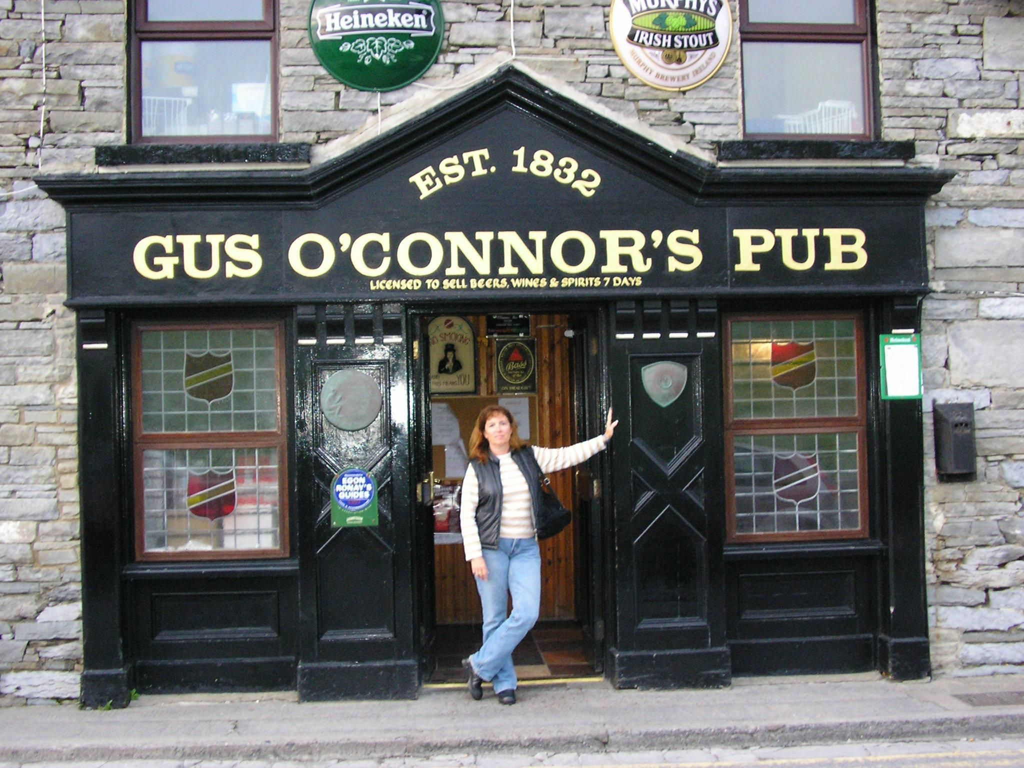 music pub in doolin co clare eire pinterest. Black Bedroom Furniture Sets. Home Design Ideas