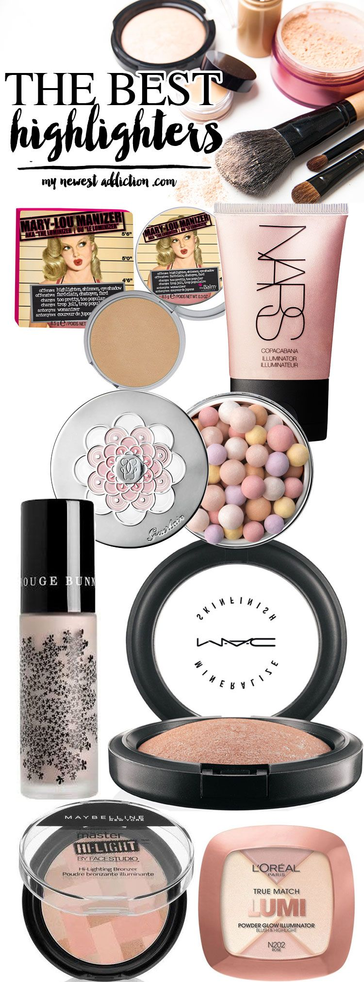The Very Best Highlighters For Gleamy, GorgeousSkin forecast