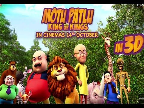 download Motu Patlu - King of Kings full movie in hindi free