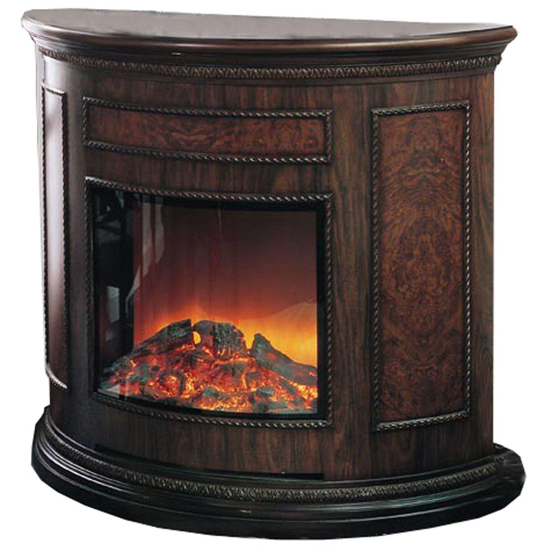 Rustic Electric Fireplaces Wayfair Yosemite Home Decor