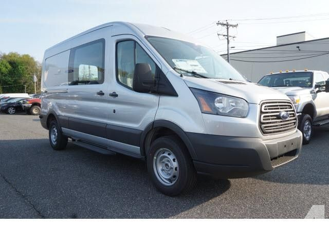 2016 Ford Transit Cargo 150 150 3dr Lwb Medium Roof Cargo Van W Sliding Ford Transit Ford Transit Conversion Vans