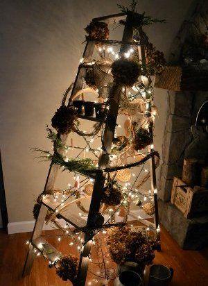 diy weihnachtsdeko wer will schon was jeder hat. Black Bedroom Furniture Sets. Home Design Ideas
