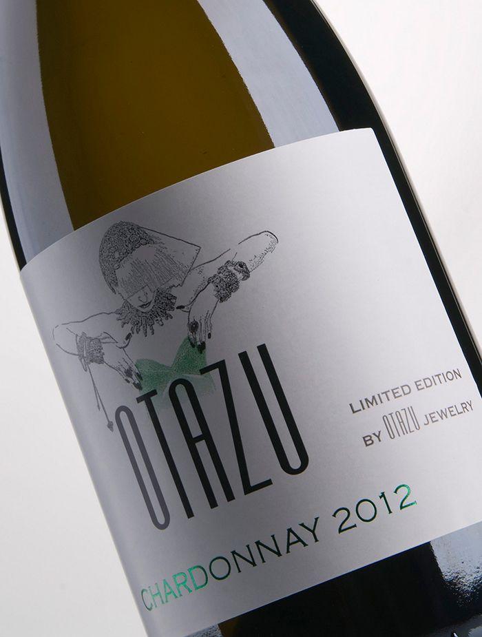 Bodega Otazu - Chardonnay 2012 - Edición Limitada @bodegaotazu  #vinosmaximum