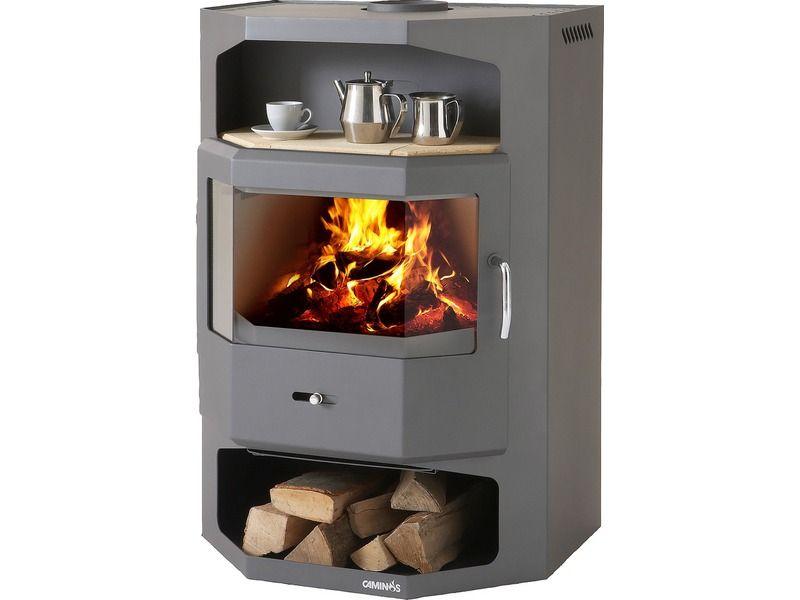 caminos kaminofen solidus im obi online shop wohnzimmer pinterest stove. Black Bedroom Furniture Sets. Home Design Ideas