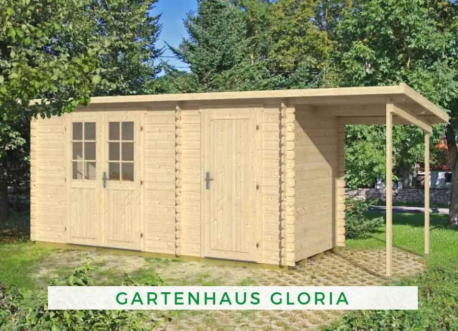 Gartenhaus Gloria H Mit Schleppdach Gartenhaus Pultdach Gartenhaus Mit Schleppdach Gartenhaus