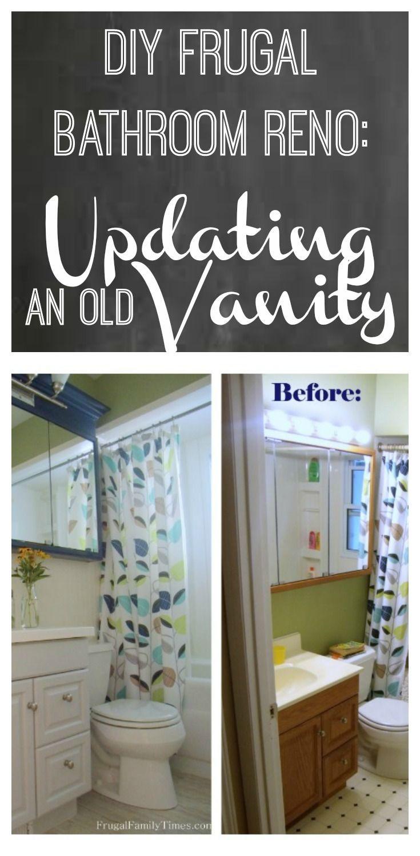 Bathroom Vanity Makeover A Simple Affordable Update Bathroom