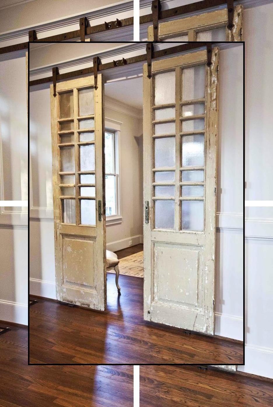 Sliding Barn Doors For Sale Sliding Door Kit Diy Sliding Door In 2020 Interior Barn Doors Barn Doors For Sale French Doors Interior