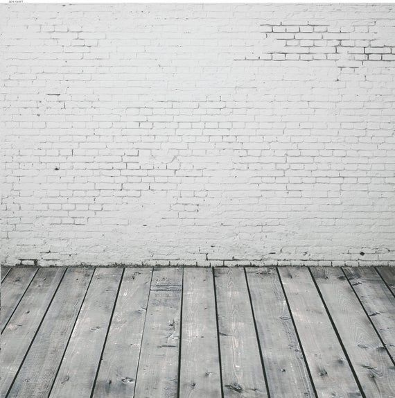 White Brick Wall Photography Background Vinyl Backdrops Etsy In 2021 Brick Wall Backdrop Wall Backdrops White Brick Walls