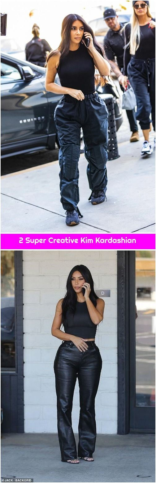 1. Sweatsuit Street Style — Pics Sweatsuit Street Style — Pics Sweatsuit Street Style: See Pics Of The Celebrity Trend – Hollywood Life 2. Kim Kardashian dons black leather slacks on a sweltering day in LA Kim Kardashian dons black… Continue Reading →  - #Black, #Day, #Dons, #Kardashian, #Kim, #Leather, #Pics, #Slacks, #Street, #Style, #Sweatsuit, #Sweltering