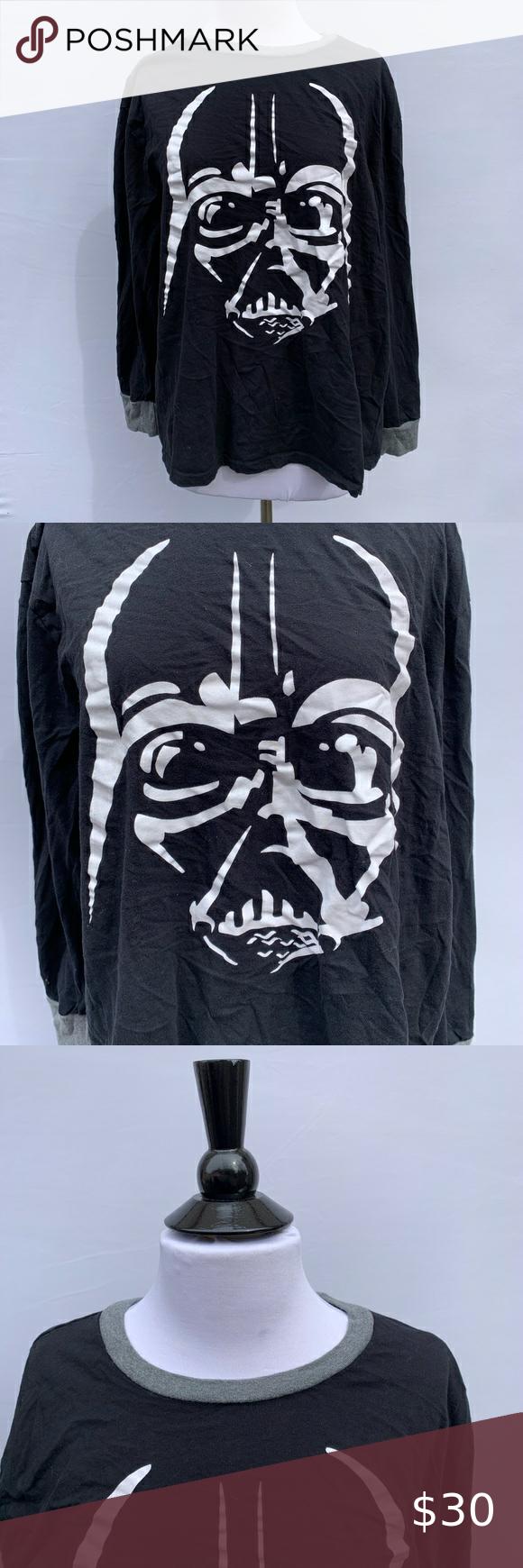Star Wars Men S Darth Vader T Shirt Size 2x Fashion Clothes Design Fashion Trends [ 1740 x 580 Pixel ]