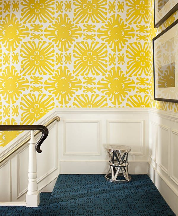 Go Bananas: 18 Ways to Decorate With Yellow | Beautiful, Home and Foyers