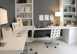 Space Saving Built In Office Furniture In Corners Personalizing