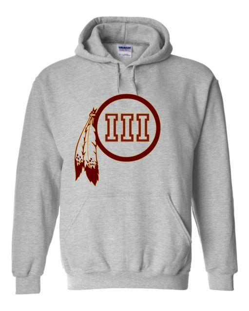 separation shoes 5c98f a6f54 Washington Redskins RGIII Hoodie Sweatshirt   Things that ...
