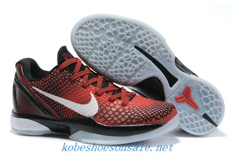 on sale f66da 25094 Nike Zoom Kobe 6 Basketball Shoes All Star 448693 600 Sunset Orange