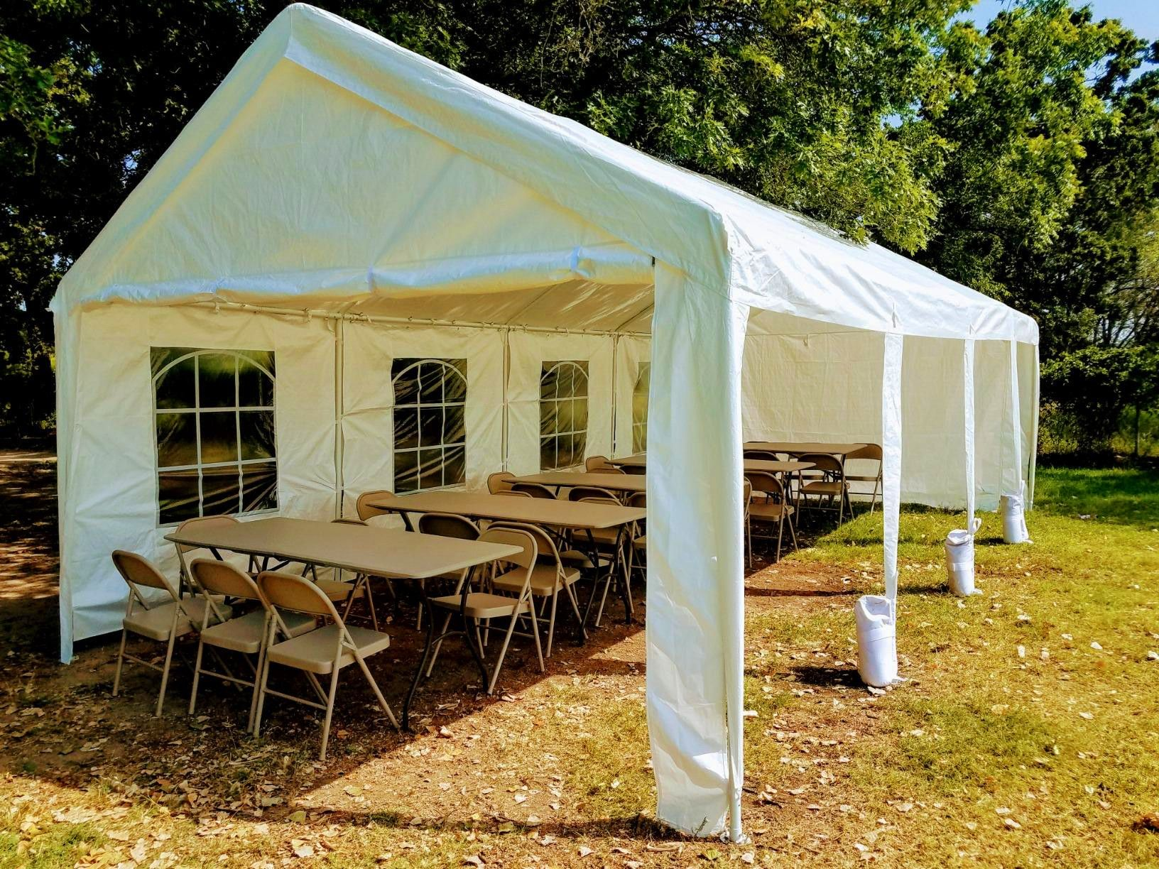 tent stores in UK