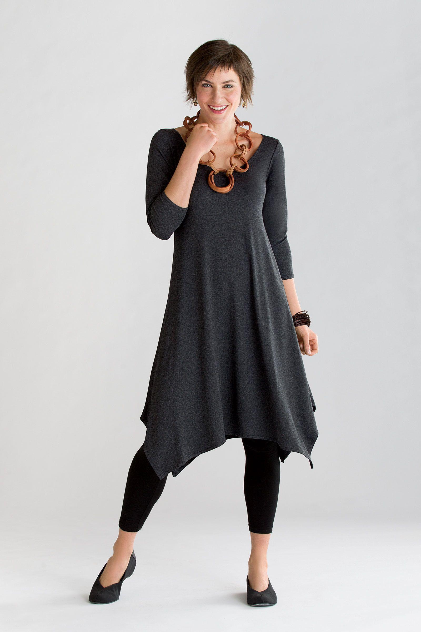 1390ec9d8d Travel Knit Simple Dress  F.H. Clothing Company  Knit Dress