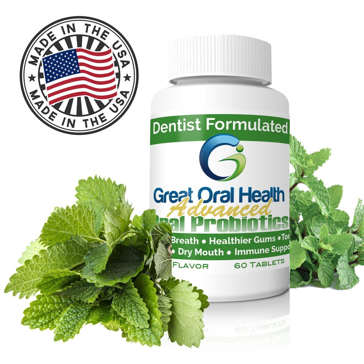 A Powerful and Patented SevenStrain Formulation of Oral