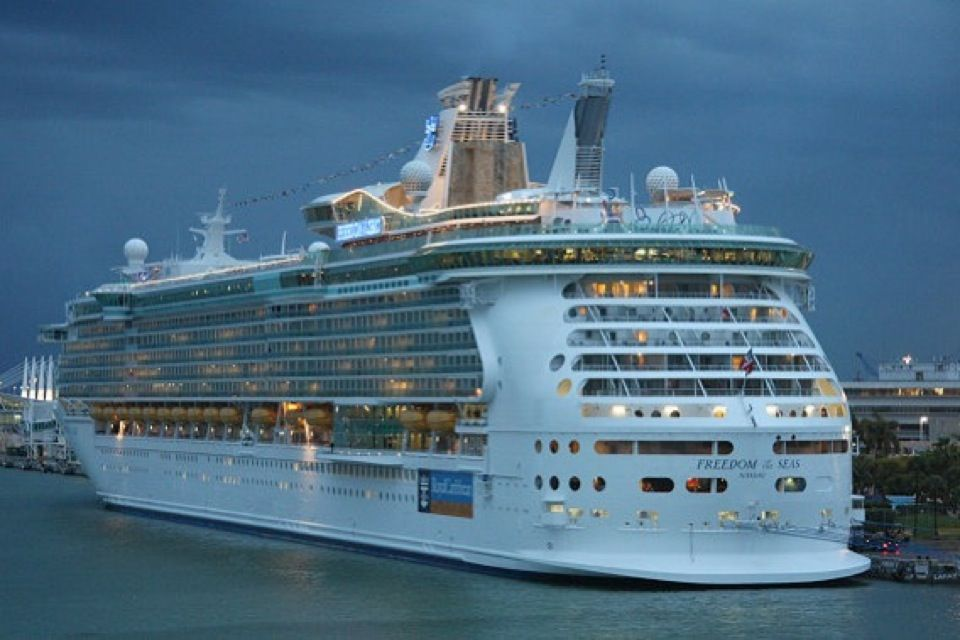 Royal Caribbean Freedom Of The Seas Freedom of the