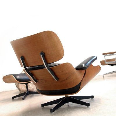 Charles Eames - Lounge Chair  Ottomane Vitra  Herman Miller