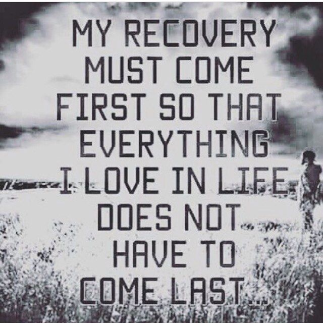 Inspirational Quotes For Recovering Alcoholics: Nothing Else Matters If I Lose My Sobriety Because Then I