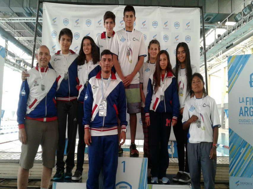 Catamarca finalizó en el 10º lugar de la clasificación general de los Juegos Evita 2016, que se desarrollaron en la ciudad de Mar del Plata.