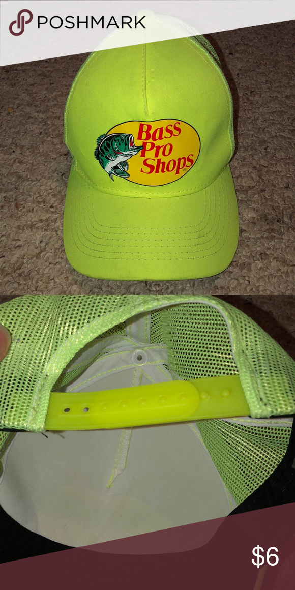 47ae8046159 Bass Pro Shops Hat Good condition Accessories Hats