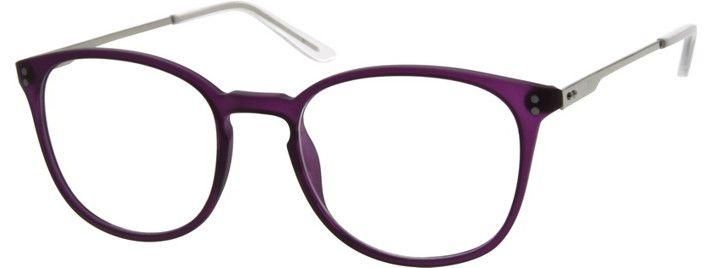 08dbfcd77e7 Purple Round Glasses  727017