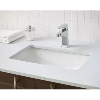 Cheviot 1103 Wh Seville Undermount Sink Small Bathroom Sinks
