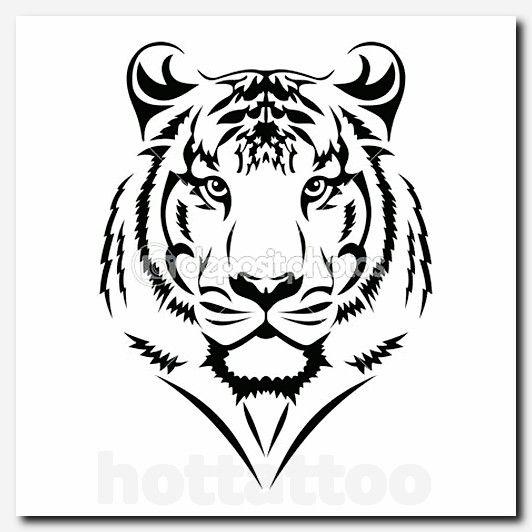 Tigertattoo Tattoo African Animal Tattoo Designs Samoan Tattoo Designs Tattoo Designs For First Timers Sk Tribal Tiger Tattoo Picture Tattoos Tribal Tiger