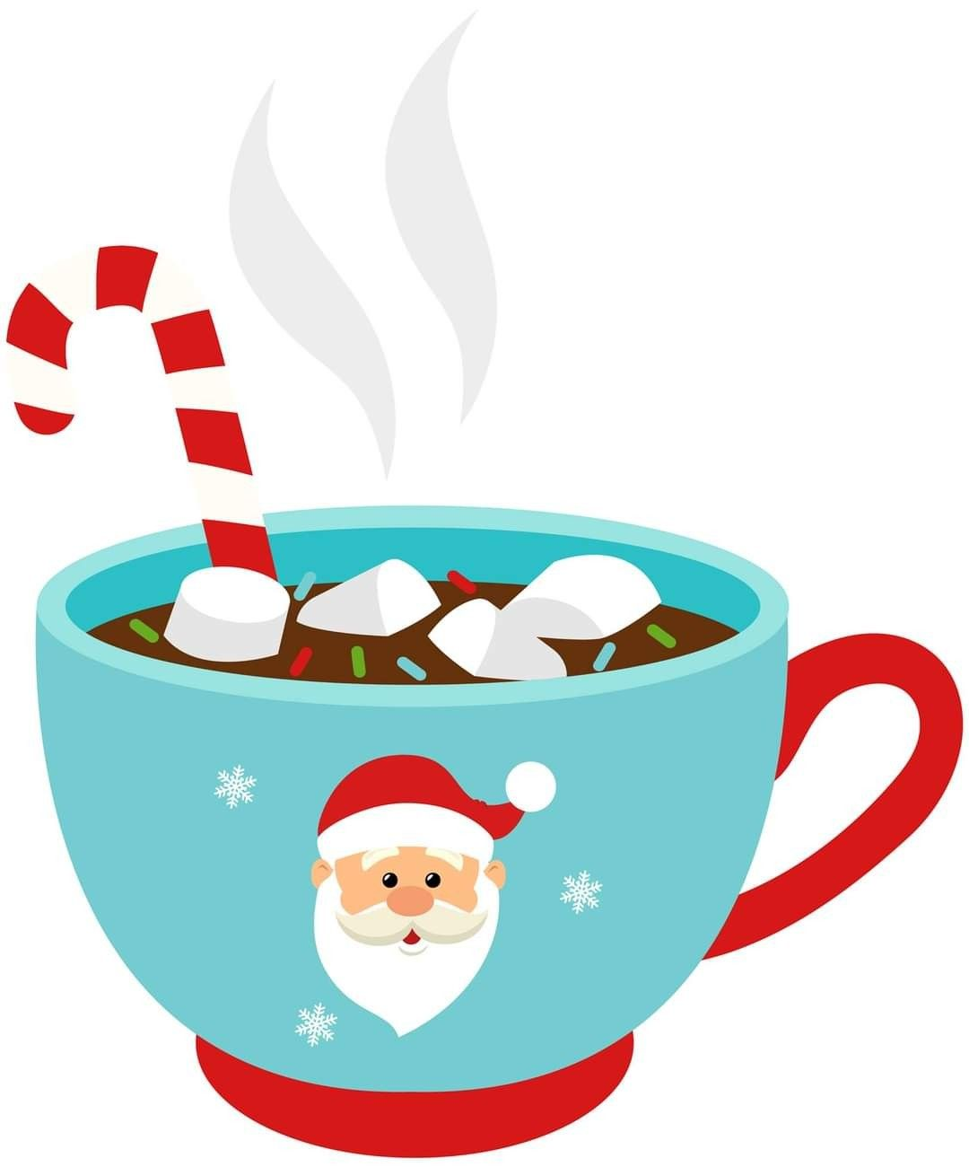 Santa Claus Candy Cane Peppermint Hot Cocoa With Marshmallows Png Svg Peppermint Hot Cocoa Etsy Gift Card Handmade Gifts