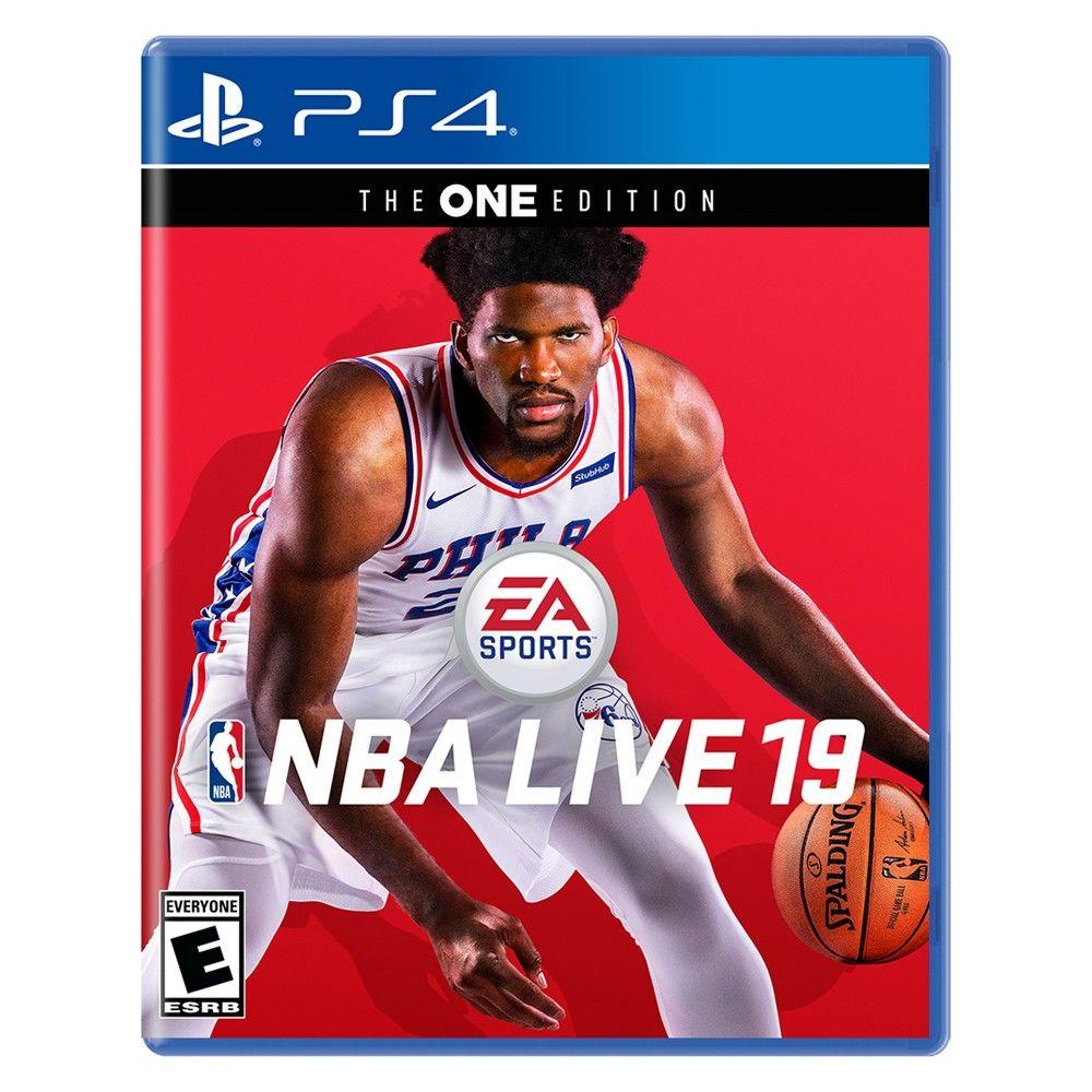 NBA Live 19 PlayStation 4 Nba live, Ps4 games, Xbox