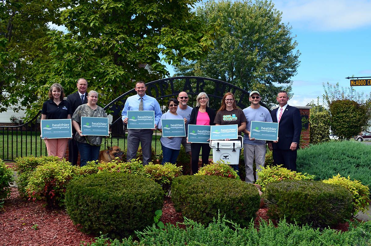 Poplar Hill Subdivision first to be recognized by