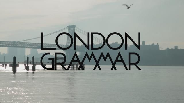 london grammar logo - Google Search