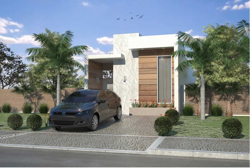Home Design 5x25 Meters Home Design With Plansearch House Design Exterior Design Luxury House Designs