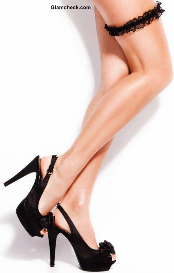 Sexy Black High Heels | Fashion Footwear | Pinterest | Black high ...