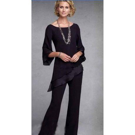 663a07d12ed6 Completi pantaloni eleganti per cerimonia