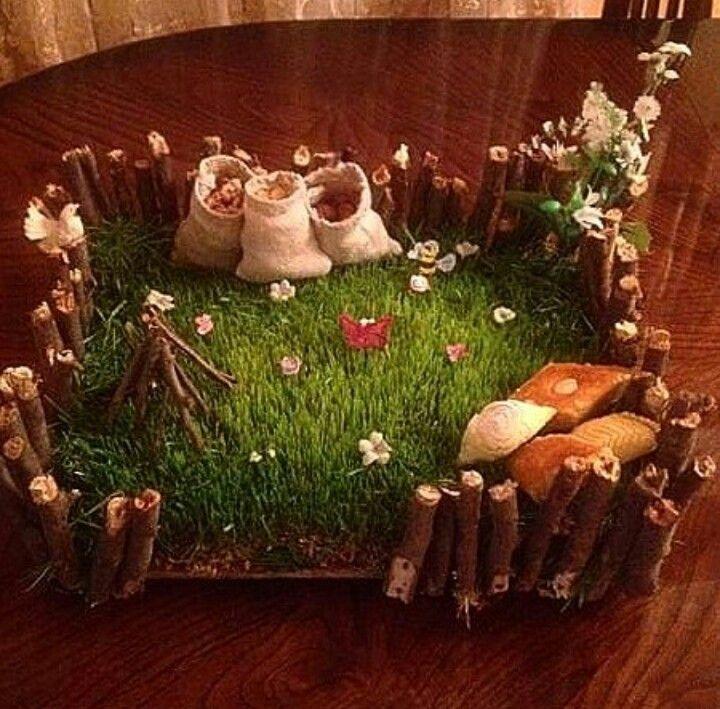 Novruz Bayram Novruz Xoncasi Diy Holiday Decor Holiday Decor Holiday Diy